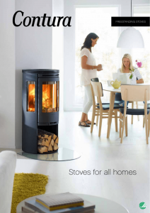 Contura Stoves Brochure