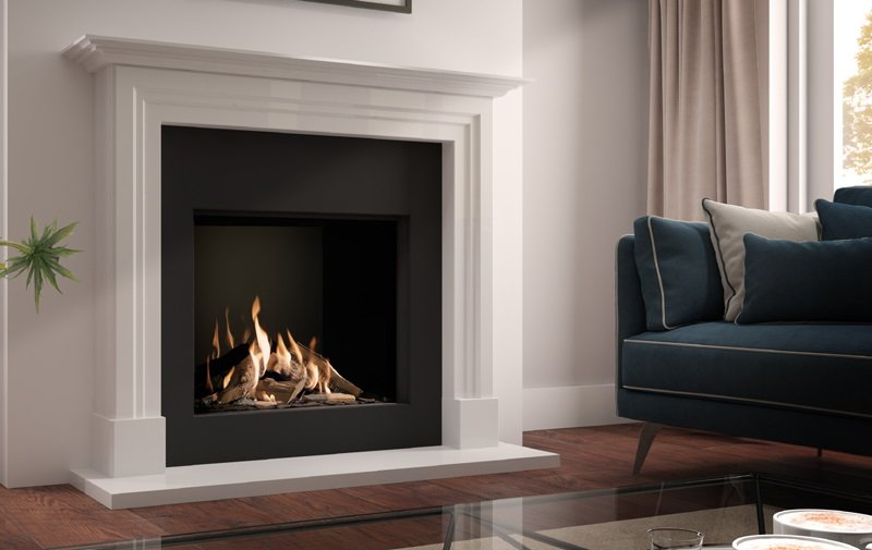 DRU Global 70 XT gas fire
