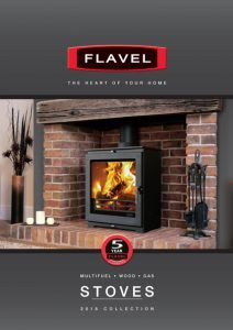 Flavel Stoves brochure download
