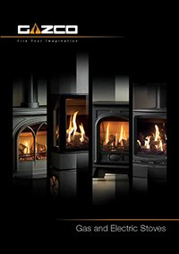 Gazco Gas and Electric Stove - 2021