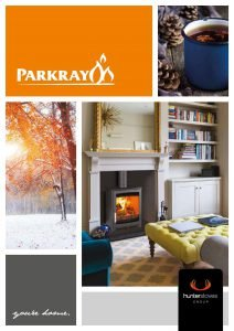 Parkray stove brochure
