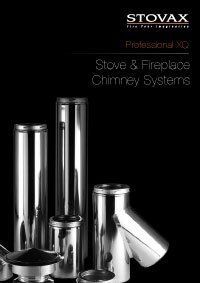 stovax professional xq chimney system brochure image