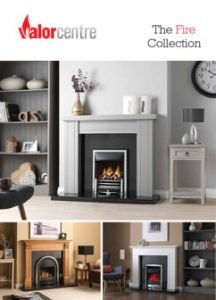 Valor Gas Fire Brochure