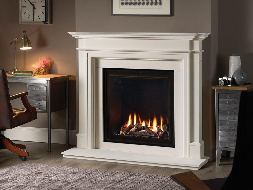 Fireplace surrounds mantels