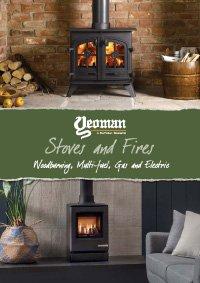 Yeoman stove brochure