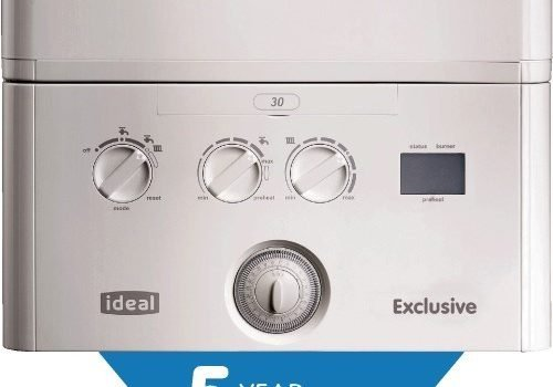 Ideal Exclusive 2 Combi Boiller 24 kw