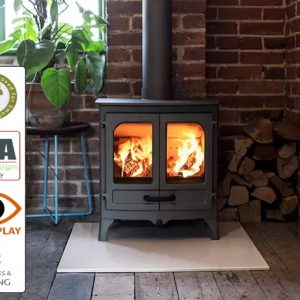 Charnwood island 1 woodburning stove available for supply and isntallation in Luton, Bedfordshire