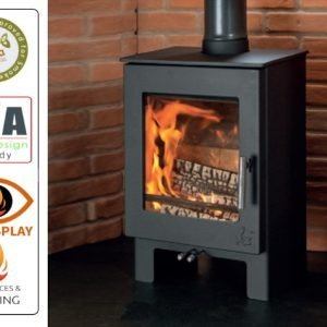 Dean Sherford Eco 5 Stove DEFRA and 2022 Ready