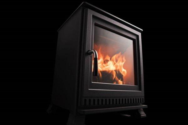 Dik Geurst Aste low 5 woodburner and multifuel stove