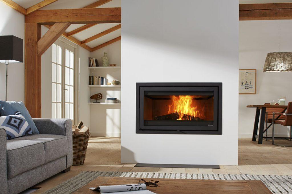 Dik geurts woodburner stove