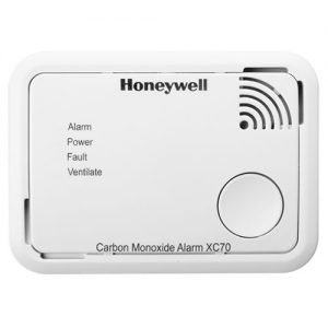 Honeywell Co70 carbon monoxide alarm