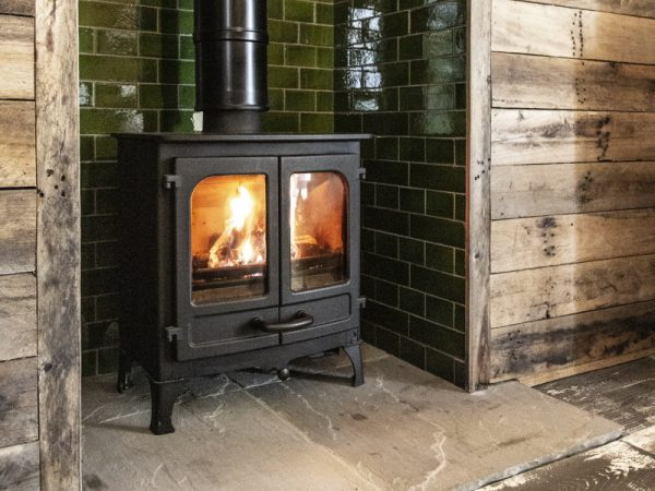 Charnwood Island 1 wood burning stove available in Luton, Bedfordshire