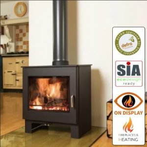 Dean Sherford 8 Eco Stove available to view in Luton