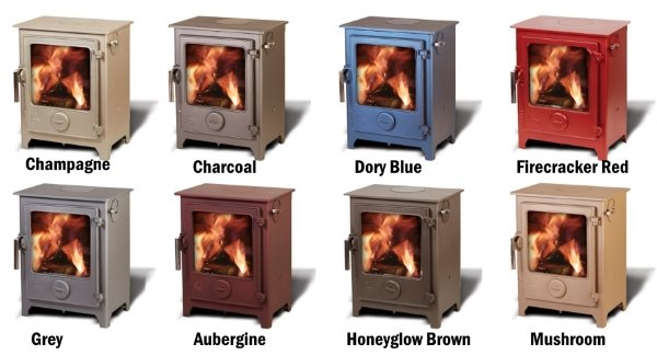 Dean Forege Stove Colour Options