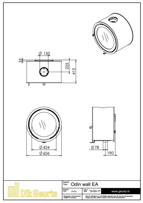 dik geurts odin wall dimensions