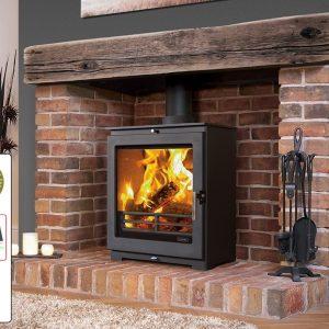 flavel arundel XL 5kw stove DEFRA 2022