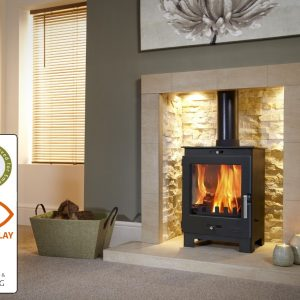 Flavel Arundel stove - DEFRA - On display to install in Luton