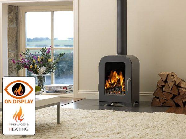 Vesta 4kw stove woodburner for mancave and summerhouse bedfordshire
