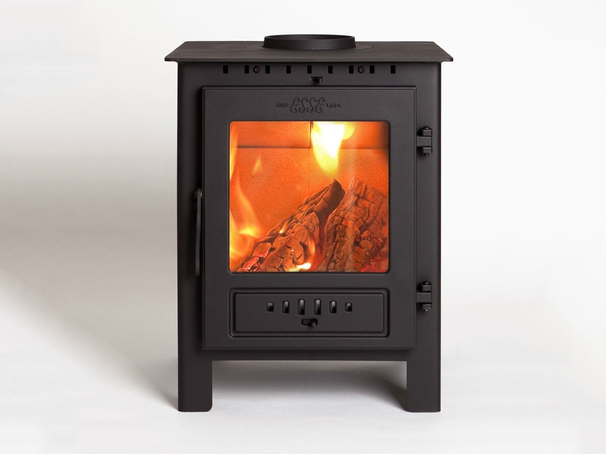Esse One a great stove for a Man Cave