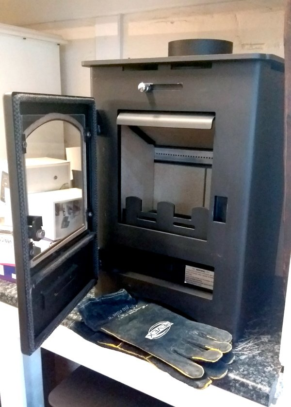 Ex Display stove sale - Luton Bedfordshire
